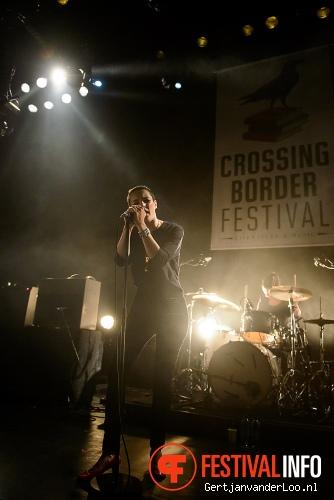 Savages op Crossing Border 2013 foto