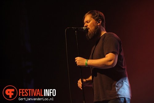 Foto John Grant op Crossing Border 2013