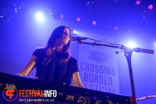 Foto Warpaint op Crossing Border 2013