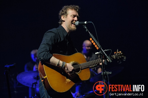 Foto Glen Hansard op Crossing Border 2013