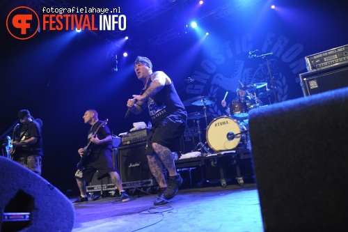 Foto Agnostic Front op Speedfest 2013