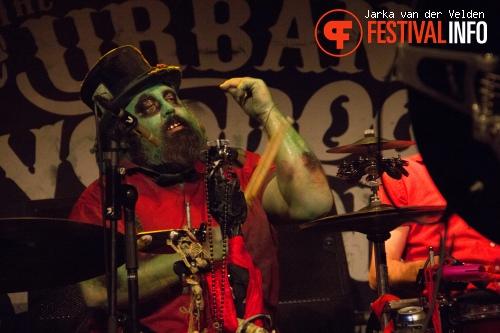 Foto The Urban Voodoo Machine op Speedfest 2013