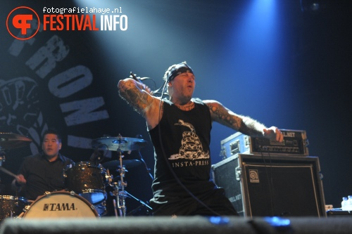 Agnostic Front op Speedfest 2013 foto