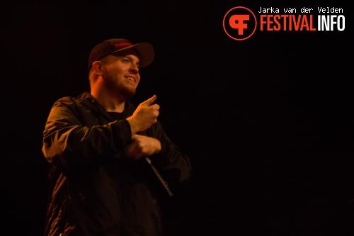 Foto Hatebreed op Speedfest 2013