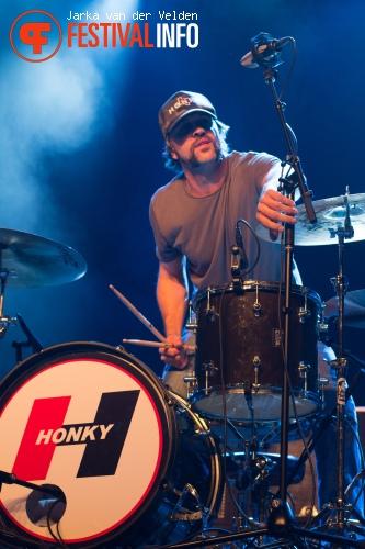 Honky op Speedfest 2013 foto