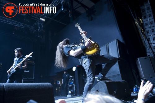 Foto Valient Thorr op Speedfest 2013