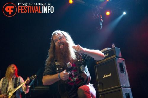 Valient Thorr op Speedfest 2013 foto