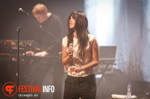 Maria Mena op Songbird 2013 - Dag 1 foto