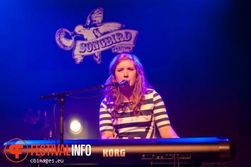Judy Blank op Songbird 2013 - Dag 1 foto