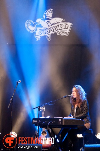 Foto Norma Jean Martine op Songbird 2013 - Dag 2