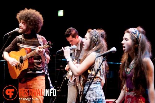 Foto Rilan & The Bombardiers op Songbird 2013 - Dag 2