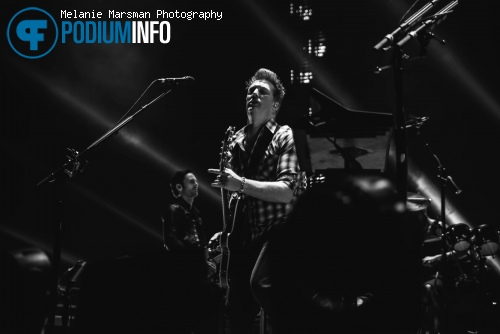 Foto Queens Of The Stone Age op Queens of the Stone Age - 26/11 - Ziggo Dome