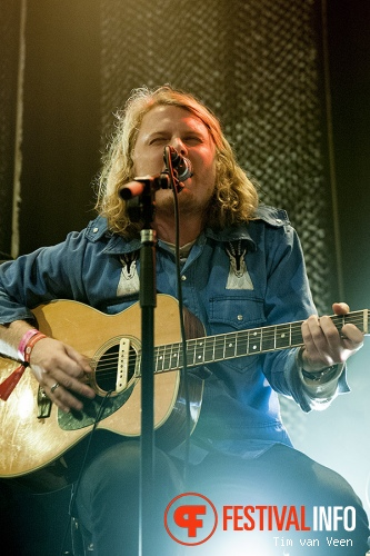 Ty Segall op Le Guess Who? 2013 - dag 2 foto