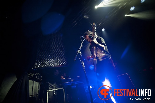 Foto The Holydrug Couple op Le Guess Who? 2013 - dag 4
