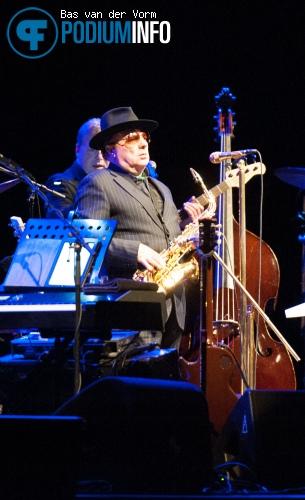 Van Morrison op Van Morrison - 10/12 - Ziggo Dome foto