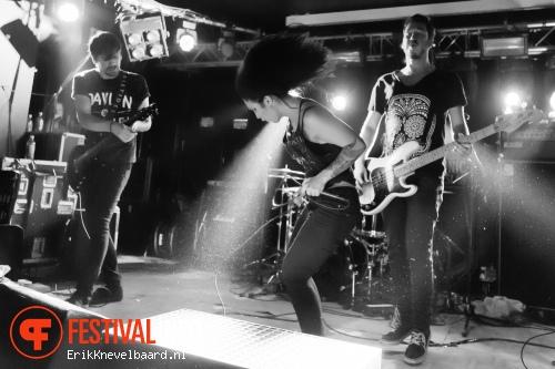 The Charm The Fury op Eurosonic 2014 (donderdag) foto