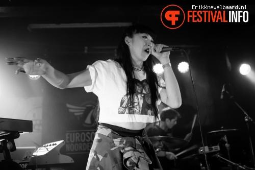 Linkoban op Eurosonic 2014 (donderdag) foto