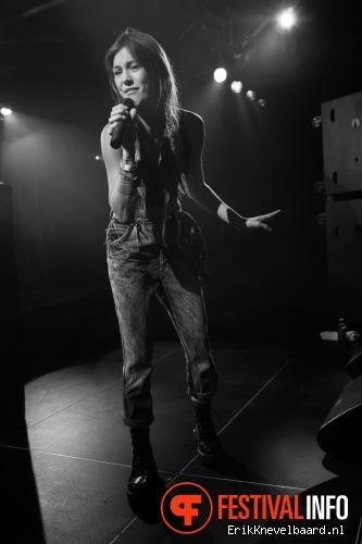 Elliphant op Eurosonic 2014 (donderdag) foto