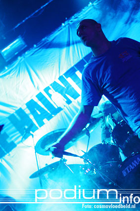 The Haunted op Killswitch Engage - 17/1 - Tivoli foto