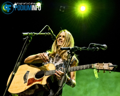 Foto Heather Nova op Heather Nova - 30/1 - Theaters Tilburg