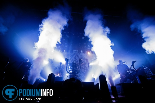 Foto Behemoth op Behemoth + Cradle of Filth - 9/2 - Melkweg