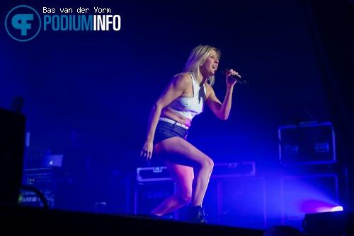 Ellie Goulding op Ellie Goulding - 15/2 - Heineken Music Hall foto