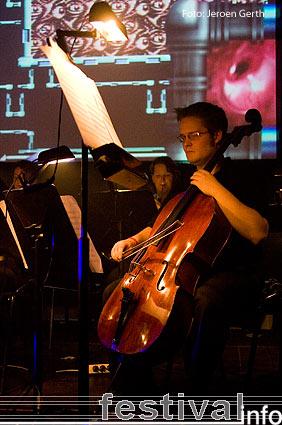 C64 Orchestra op Noorderslag 2007 foto