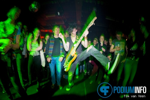 Mary Fields op The Shape Of Punk To Come - 20/2 - Ekko foto