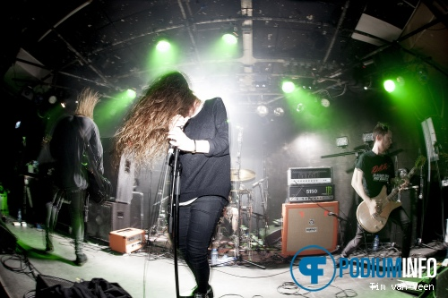 Oathbreaker op The Shape Of Punk To Come - 20/2 - Ekko foto