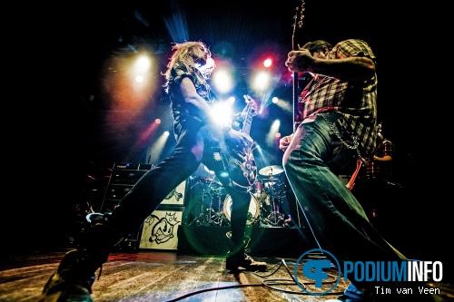 Black Stone Cherry op Black Stone Cherry - 3/3 - Tivoli foto