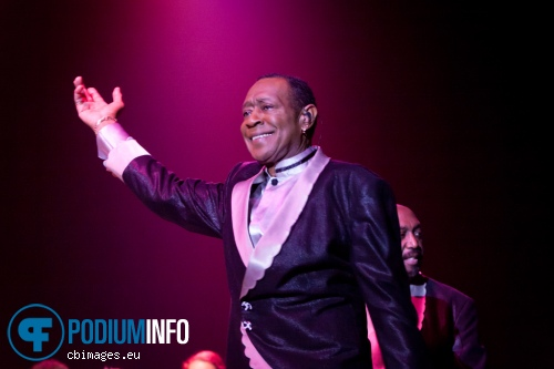 Foto The Temptations op The Four Tops + The Temptations - 14/3 - HMH