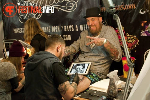 Rotterdam Tattoo Convention Ink Steel 2014 Foto Op