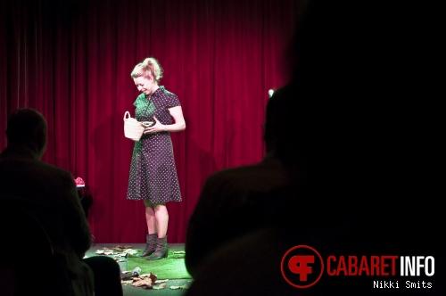 Foto Jennifer Evenhuis op Jennifer Evenhuis - 29/3 - Schiller Theater, Utrecht
