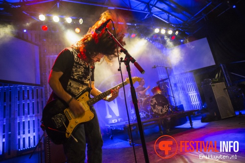 Foto The Wytches op Paaspop 2014