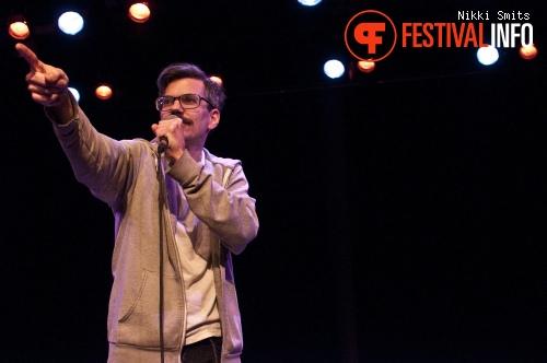 David Duff op Utrecht International Comedy Festival 2014 foto