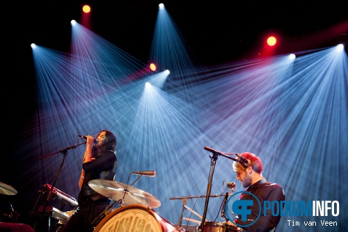 Mister and Mississippi op Check 1-2 - 23/4 - TivoliVredenburg foto