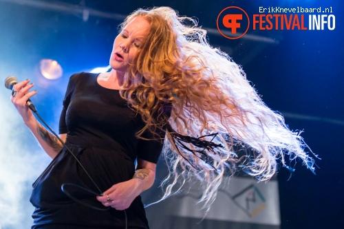 Foto Layla Zoe op Life I Live Festival 2014