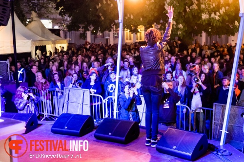 Coely op Life I Live Festival 2014 foto