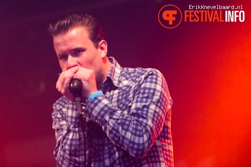 Foto Sugar Boy & the Sinners op Life I Live Festival 2014