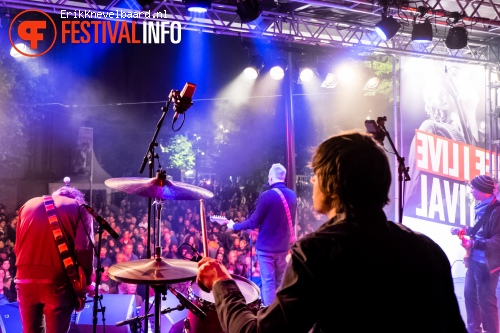 Daryll-Ann op Life I Live Festival 2014 foto