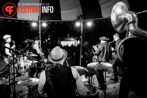 Maison Du Malheur op Life I Live Festival 2014 foto