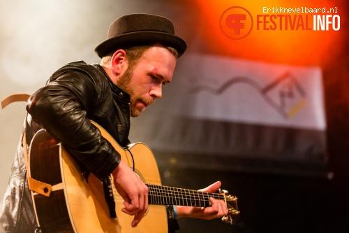 Michael Prins op Life I Live Festival 2014 foto