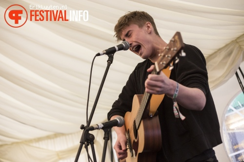 Foto Sam Fender op The Great Escape 2014