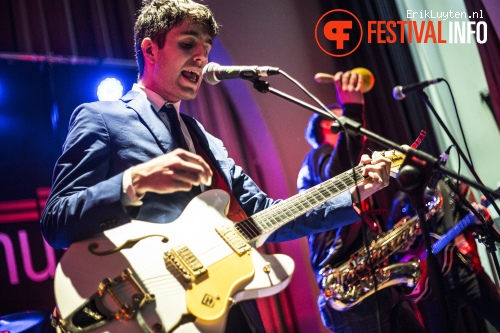 Ezra Furman op The Great Escape 2014 foto