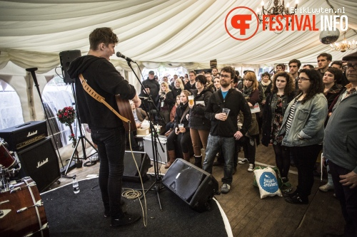 Sam Fender op The Great Escape 2014 foto