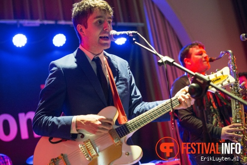 Foto Ezra Furman op The Great Escape 2014