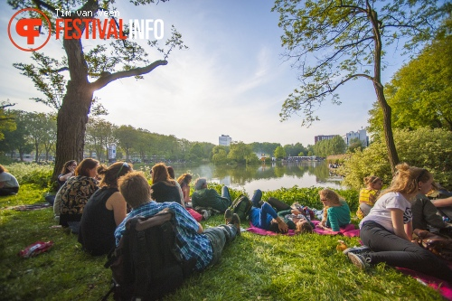 Bevrijdingsfestival Utrecht 2014 foto