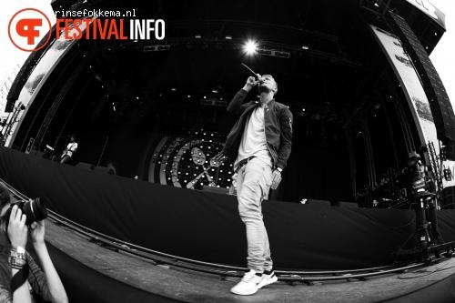 Chef'Special op Bevrijdingsfestival Overijssel 2014 foto