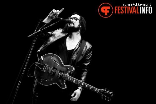 Foto Blaudzun op Bevrijdingsfestival Overijssel 2014