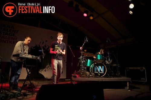 Foto Hip & Hanneke op Bevrijdingsfestival Overijssel 2014
